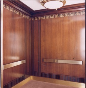 Aetna Elevators After Restoration