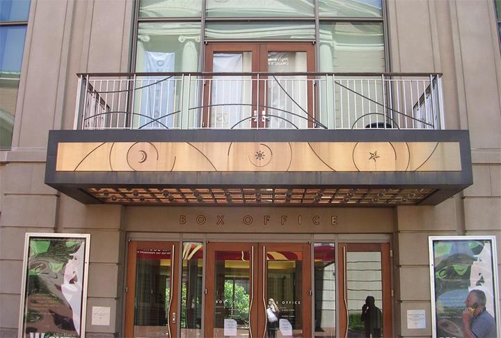 Bushnell Entrance