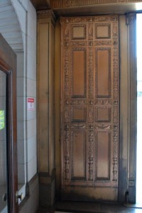 Hartford City Hall Door