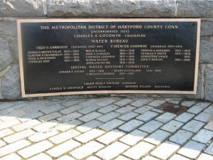 Bronze Plaques - After