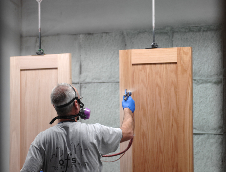wood finishing spray booths 2