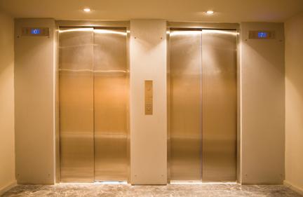 Architectural Millwork Elevator Door Cleaning Scratch